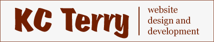 KCTerry.com logo button